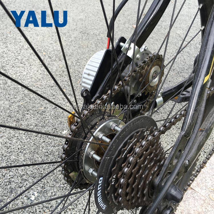 New Arrival 250W Electric Conversion Kit For Common Bike Left Chain Drive Custom