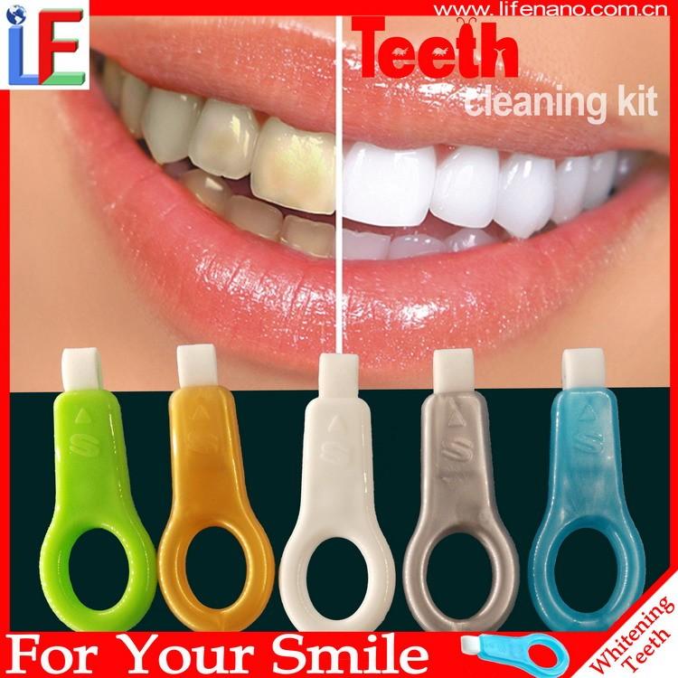 Grosir Lanjutan Teeth Whitening Strip Kit Untuk Tembakau Gigi Bersih