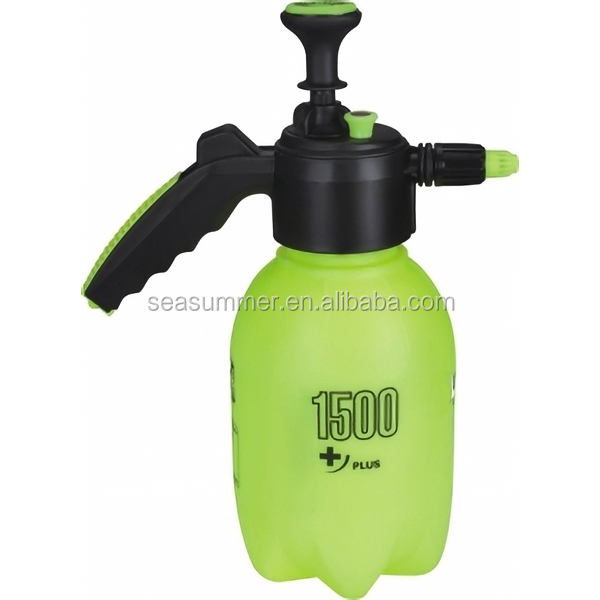 Jiaxing norsun 1.5L Small Garden hand Pressure garden Sprayer Water Bottle Sprayer