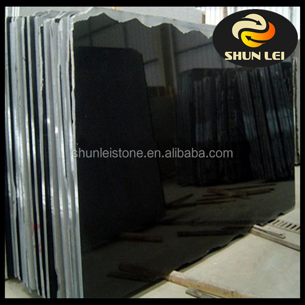 Polished absolute shanxi black