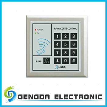 Door Access Control Card Reader Door Entry System For Office Time
