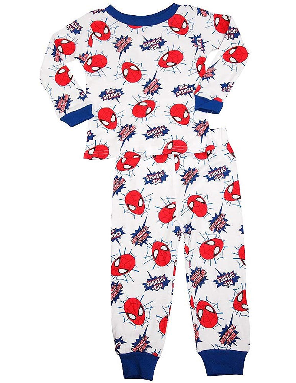 Spiderman Boys 2pc Coat Pajamas Wall Crawler