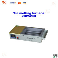 New released! ZB2520D Lead-free Tin melting stove,Tin melting furnace, soak soldering machine/Soldering Pots