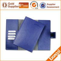 Leather folder file