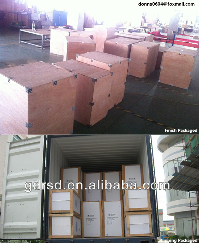 Alibaba knock down portable outdoor kitchen from china for China kitchen cabinets direct