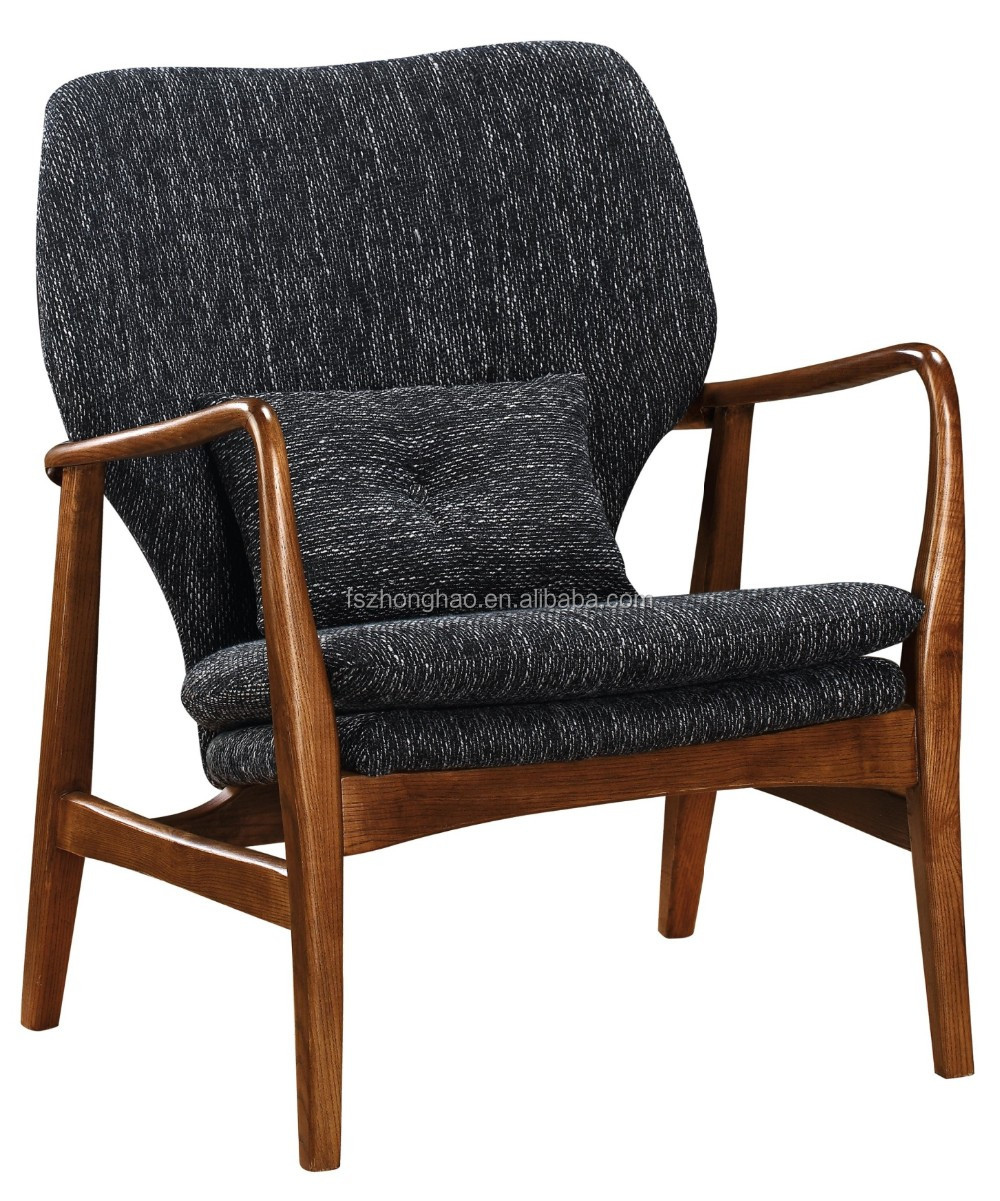 Outdoor leisure chiar wooden hotel chair
