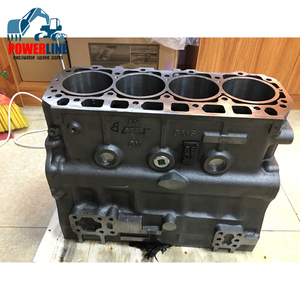Engine Spare Parts 4TNV98 Cylinder Block For Yanmar Engine SWE60 FR85-7 ZX70-5G 729907-01560