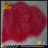 artificial fur carpet faux fur for flooring