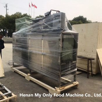 Caramel cotton candy sweet making machine China factory provide