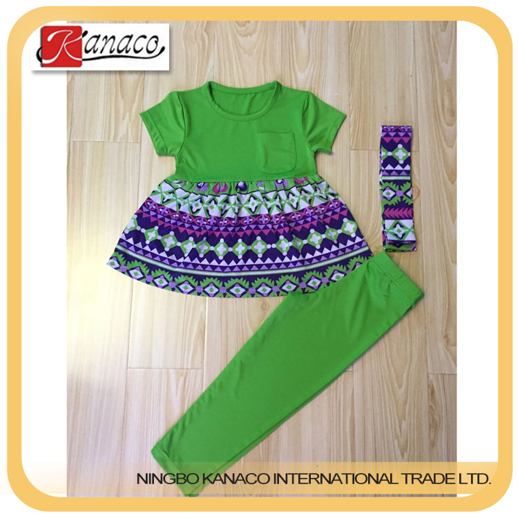 2016 Spring and summer children complete sets of clothing