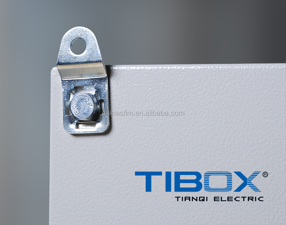 tibox metal manufacturer terimal block clamp screw din rail tibox metal manufacturer terimal block clamp screw din rail conduit fuse steel outdoor control panel cabinet