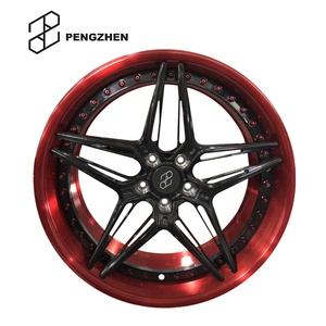 Forged 5x112 20 Inch Rs6 Rims For Afermarket Audi Rims