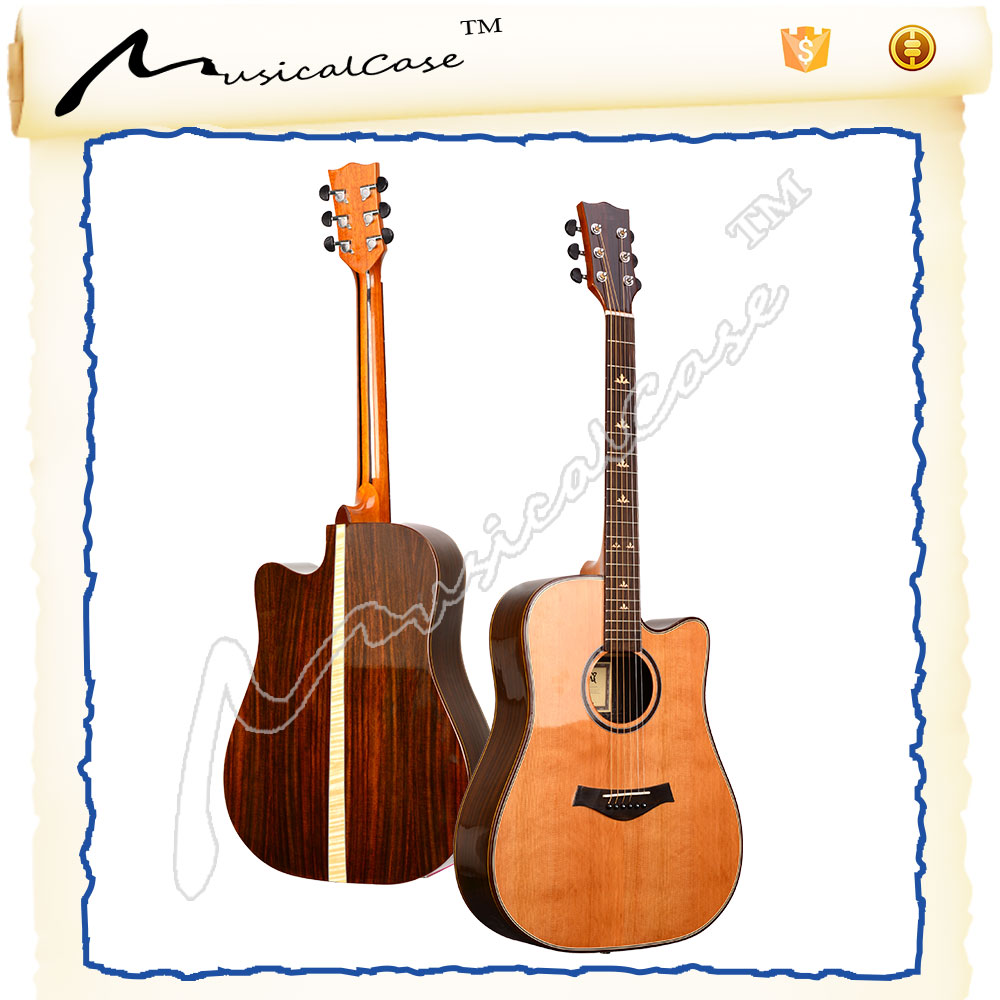 Reliable international shipping music instrument guitar