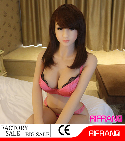 165cm solid silicone sex doll real vagina 3d anal sex toy