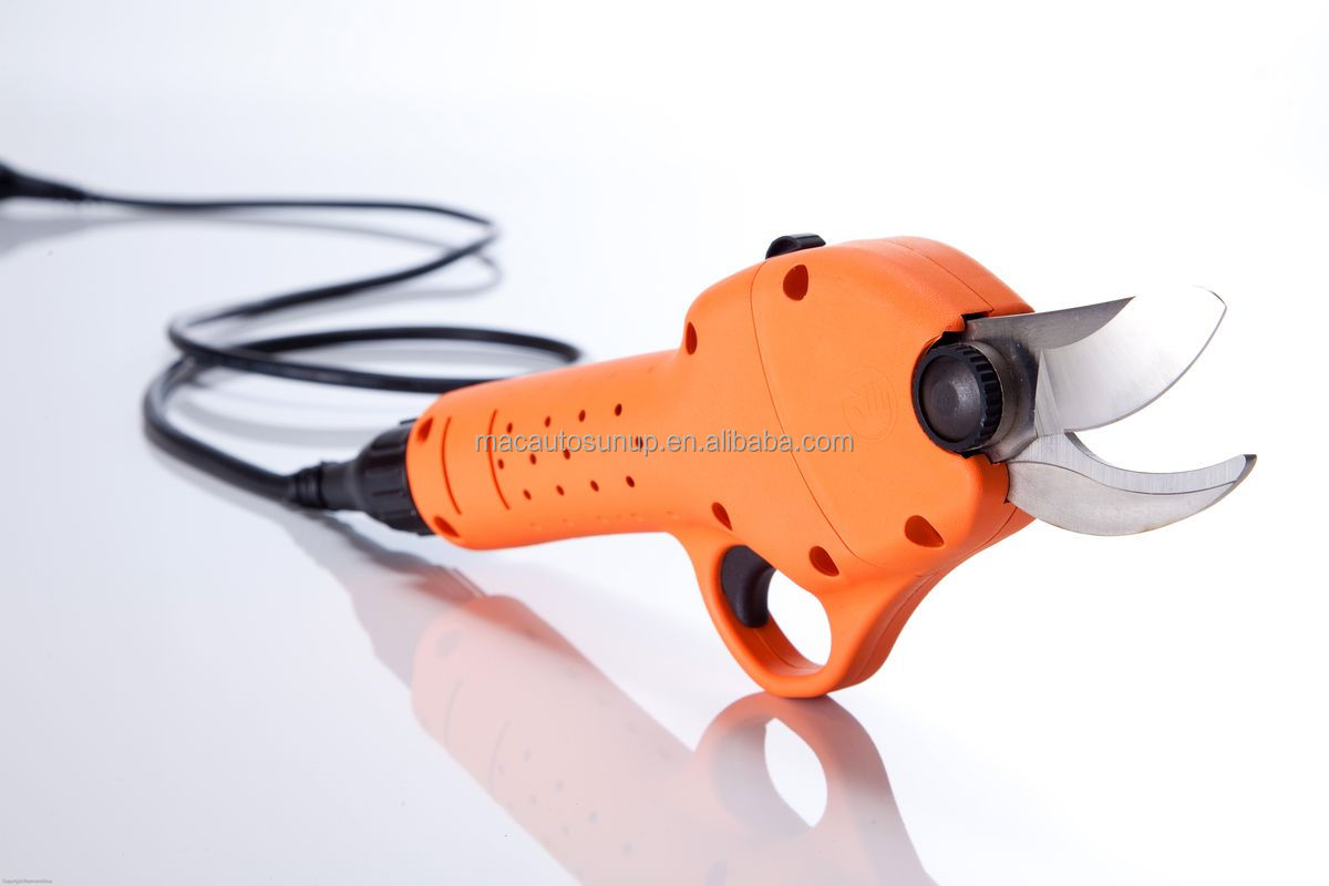 Garden Tool Portable Electric Li-ion battery Pruning Shear / Made in Taiwan