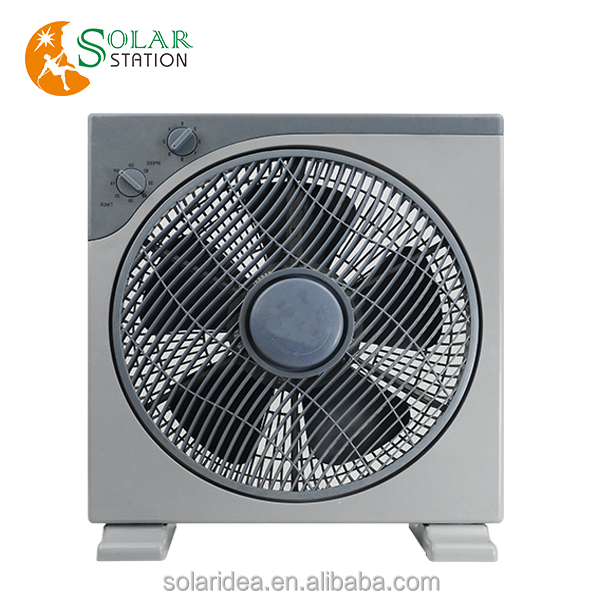 Factory direct sale indoor portable power table mini 12v dc solar fan