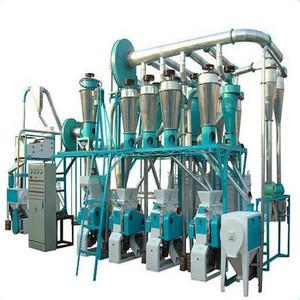 6F wheat flour mill milling machines , mini self-feeding roller maize corn  flour mill,uae flour machinery