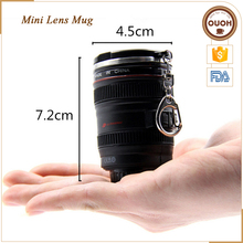 Mini 24-105 Camera Lens Shaped Mug Novelty Gift
