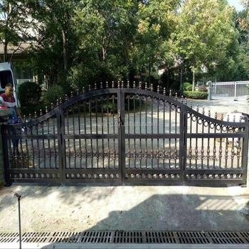 Simple Aluminum Garden Gates With Gate Design