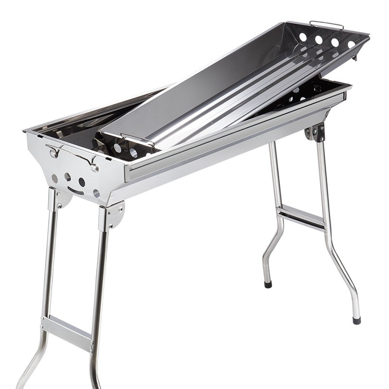 Charcoal Portable Folding Barbecue Grill, Charcoal Portable Folding  Barbecue Grill Suppliers And Manufacturers At Alibaba.com