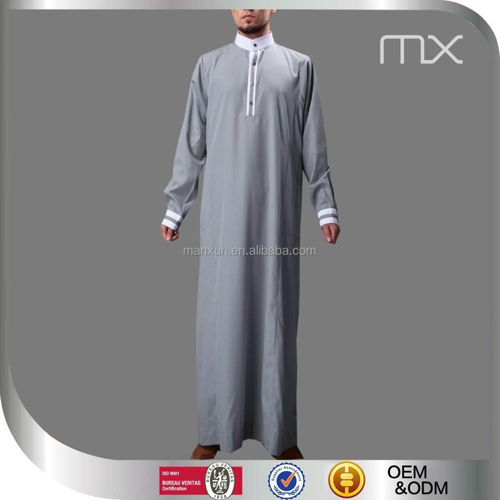 Buy Arabic Saudi Thobes all kinds Style in China on Alibaba.com