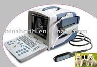 with CE Ceritified Vet Digital Portable Ultrasound Scanner