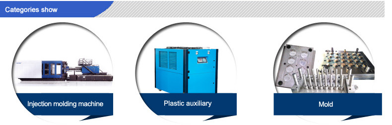 100 Grams Plastic Injection Moulding Machine