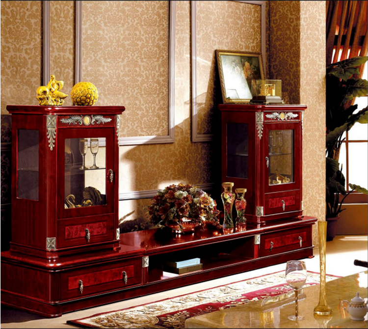 Chinese Tv Stand Furniture Wooden Tv Rack Design