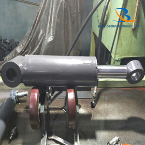Welded Cross Tube Double Acting Hydraulic Cylinder for Agricultural Industry
