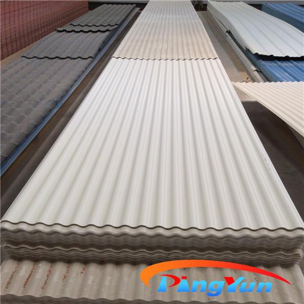 Low Price Plastic Roof Tile Pvc Roofing Sheet Er Asa