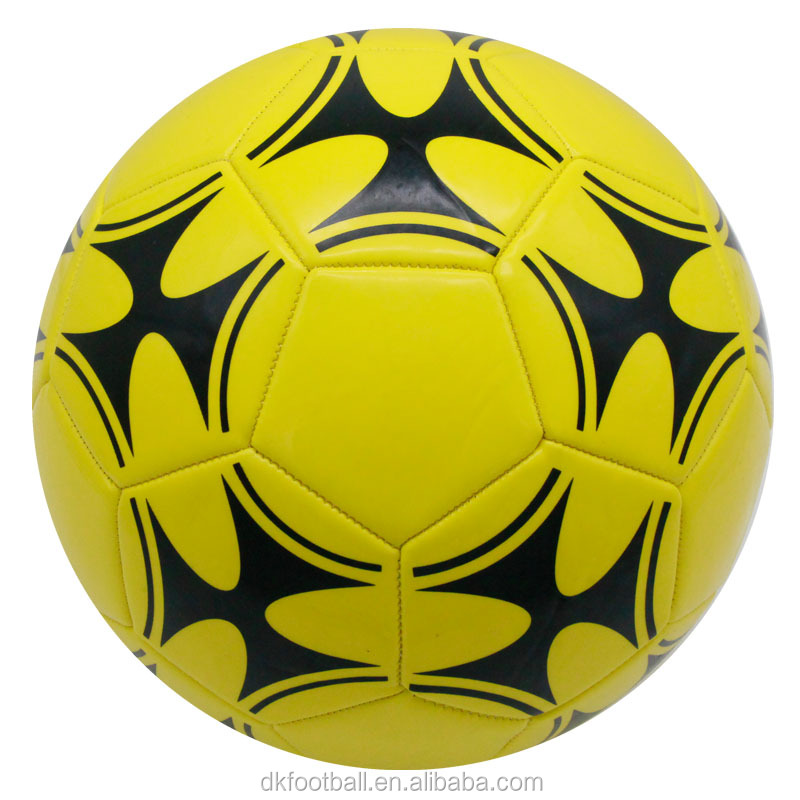 leather soccer ball professional football 5 size
