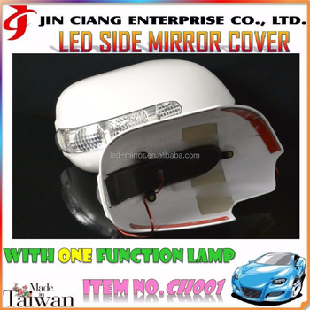 Promotion Product For Toyota Camry Acv30 Led Car Side View Mirror