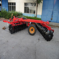 Factory direct sale hevry duty disc harrow for farm use
