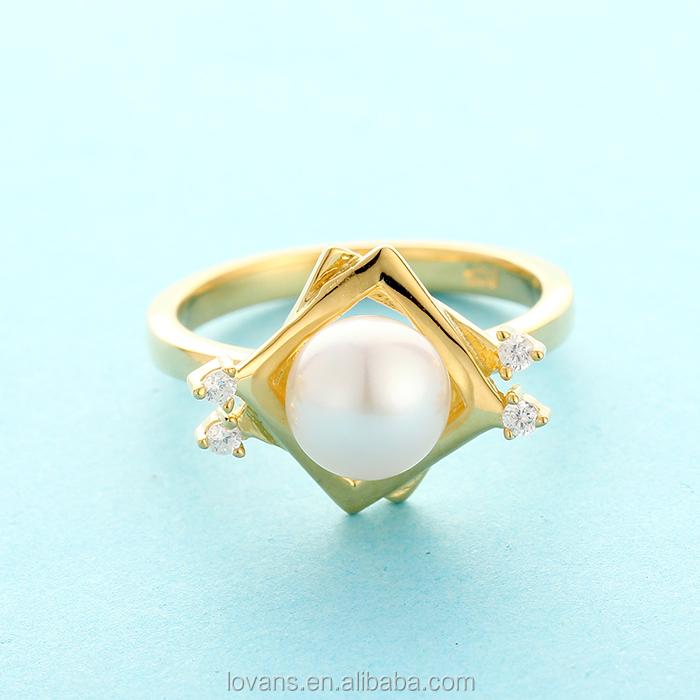 Simple Gold Earring Designs For Women Earring Pearl Guangzhou ...