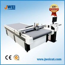 Easy operation rubber sheet cutting machine