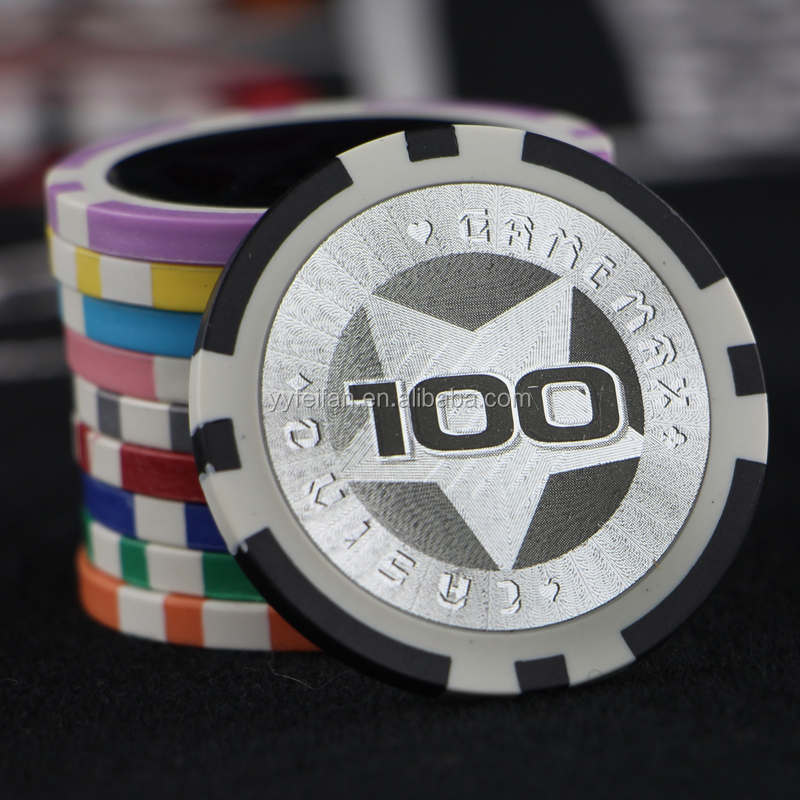 Custom Poker Chips, Custom Poker Chips Suppliers and Manufacturers ...