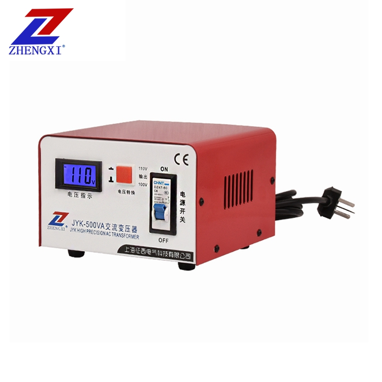 Professional 220V LCD Display Single Phase Electrical Voltage Converter