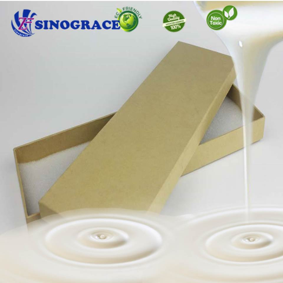 Super performance acrylic glue for bopp film with paper lamination cold type