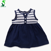 Kid Cotton Design Latest Baby Girl Frock
