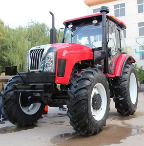 4x4 130HP 4WD wheeled Large Farm Tractor for sale 1304