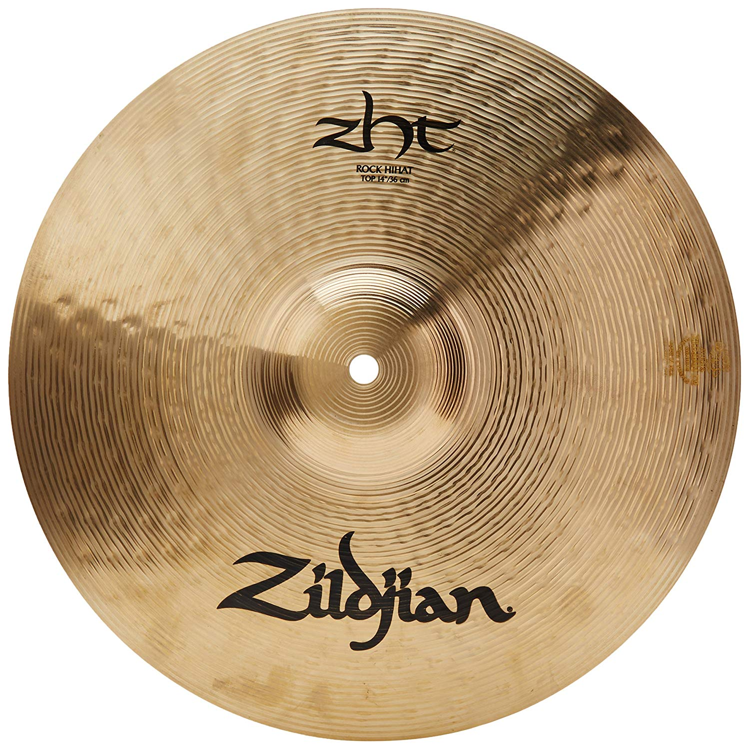 faa3299f19c Zildjian ZHT Rock Hi-Hat Top 14 in.