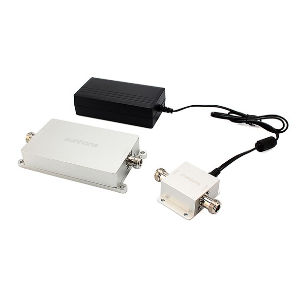 2.4g 3w wifi signal booster for RC equipment small size 46g