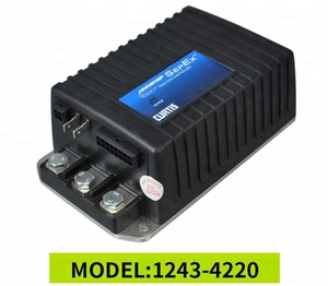 Hot sale forklift parts electric vehicle dc motor controller 1243-4220
