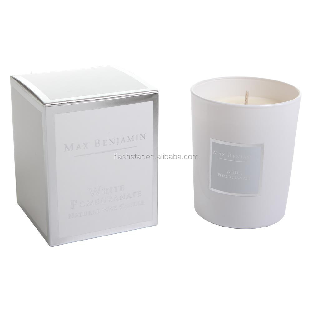 Hot selling cheap scented candle in glass jar