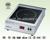 good quality high efficiency 3500W industrial electric stove