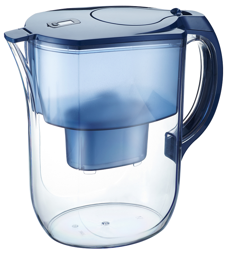 3.8L alkaline water filter pitcher