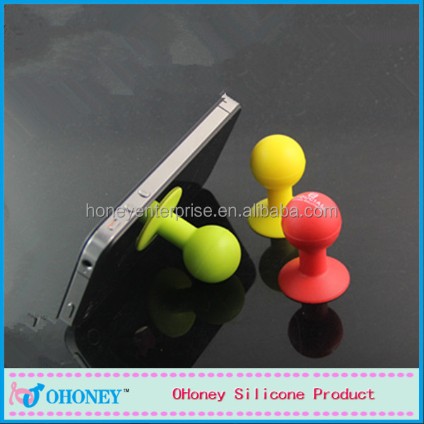 SGS silicone guangzhou factory, China phone stand