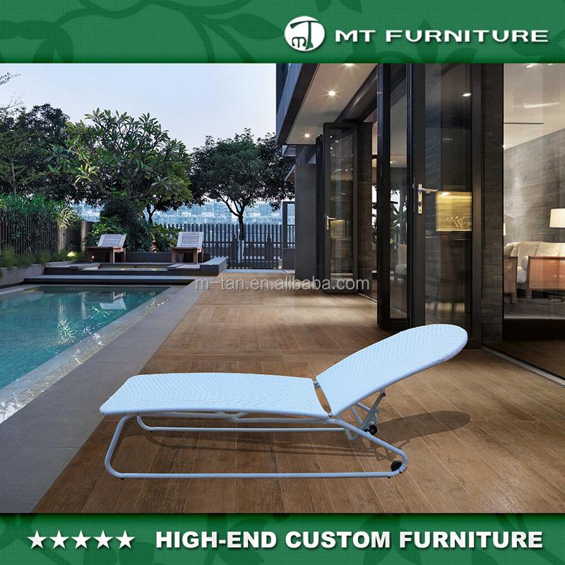 Mode en plastique piscine chaise longue pour promotion for Promotion cash piscine