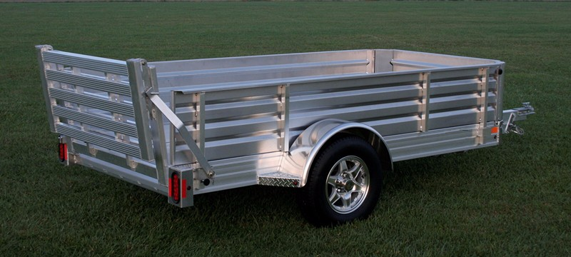 Manufacturers Aluminum Utility Trailer For Sale Buy