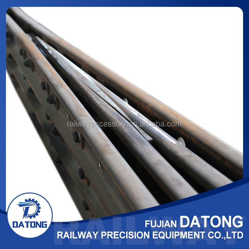 Customized Fabricated Rail Turnout With Factory Price
